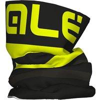 Alé Piuma Neck Warmer  - Black-Yellow - One Size, Black-Yellow