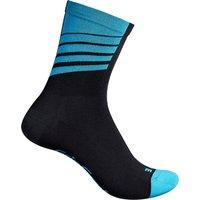 GripGrab Racing Socken - Schwarz/Blau