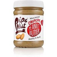 Pip & Nut Knusprige Erdnussbutter (225 g) - n/a  - 225g