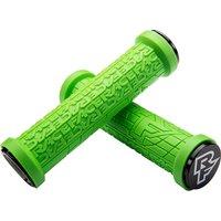 Race Face Grippler Lock-on Mountain Bike Grips - Green - 30mm, Green