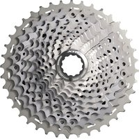 Image of Shimano XTR M9001 11 speed Cassette - Silver - 11-40t, Silver