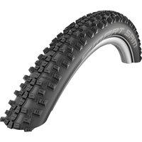 Image of Schwalbe Smart Sam Performance Tyre - Black - Reflex - Wire Bead, Black - Reflex