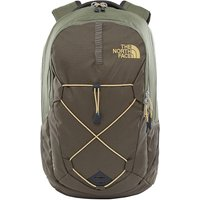The North Face Jester Rucksack 2016 - Taupe Green Combo-High Rise Grey - One Size