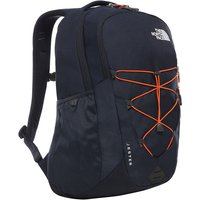 The North Face Jester Rucksack 2016 - Urban Navy-Persian Orange - One Size