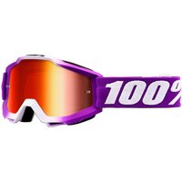 100% Accuri Youth Goggles Mirror Lens Aw18