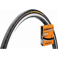 Continental Gatorskin Tyre And Race28 Tube Bundle