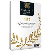 Vitamina D3 Healthspan Elite Elite Vitamin (4,000iu) - 120 Tabs