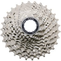 Image of Shimano 105 R7000 11 Speed Cassette - Silver - 11-28t, Silver