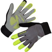 Image of Endura Windchill Gloves - Hi-Viz Yellow - XL, Hi-Viz Yellow