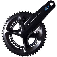 Stages Cycling Power R G3 cw Chainrings Dura-Ace R9100 - Black - 52.36t, Black