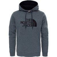 The North Face Drew Peak Kapuzenpullover - TNF Meduim Grey Heather- TNF Black - XXL