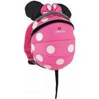 LittleLife Toddler Disney Minnie Rucksack 2016 - Pink - One Size
