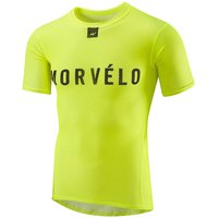 Morvelo Definitive Fluro Short Sleeve Baselayer AW18