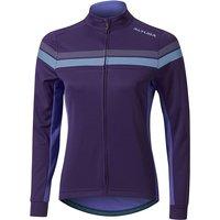 Altura Womens Nightvision 4 Long Sleeve Jersey  - Purple - UK 8, Purple