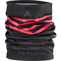 Altura Neck Warmer - Black-Grey - One Size, Black-Grey