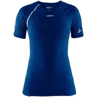 Craft Damen Active Extreme Kurzarm-Funktionsshirt - Blau