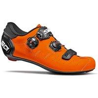 Image of Sidi Ergo 5 Matt Road Shoes 2019 - Matt Orange-Black - EU 43, Matt Orange-Black