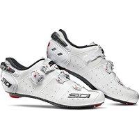 Sidi Women's Wire 2 Carbon Road Shoes 2019 - White-White - EU 41, White-White