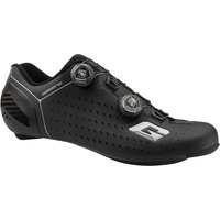 Gaerne Carbon Stilo+ SPD-SL Road Shoes - Black - EU 43, Black