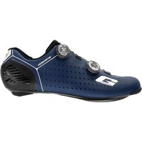 Gaerne Carbon Stilo+ SPD-SL Road Shoes - Blue - EU 46, Blue