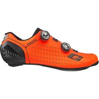 Gaerne Carbon Stilo+ SPD-SL Road Shoes - Orange - EU 44.5, Orange
