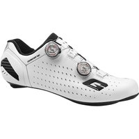Gaerne Carbon Stilo+ SPD-SL Road Shoes - White - EU 46, White