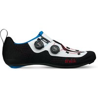 Fizik Transiro R1 Knit Shoes - Black-White - EU 38, Black-White