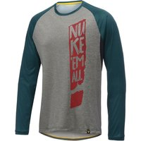 Nukeproof Outland Long Sleeve Jersey - NukeEm AW18