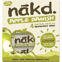 nakd. Riegel (4 x 30 g, Multipack) - 4 Pack