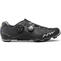 Northwave Ghost Pro MTB Shoes 2019 - Black - EU 44, Black