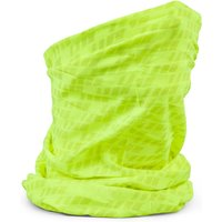 GripGrab Multifunctional Neck Warmer - Yellow Hi-Vis - One Size, Yellow Hi-Vis