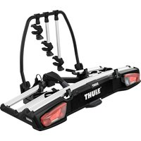 Thule 939 VeloSpace XT 13-Pin Towball Carrier - Silver-Black - 3-Bike, Silver-Black