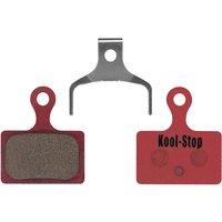 Kool Stop D625 Shimano Direct Mount Brake Pads - n/a - Organic