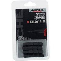 Miche Brake Pads Aluminium x4 - n/a - Shimano