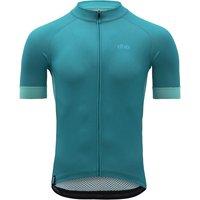 dhb Aeron Short Sleeve  Jersey - Turquoise, Turquoise