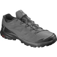Salomon OUTpath GTX Shoes - Magnet-Black-Black - UK 10.5