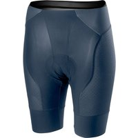 Image of Castelli Women's Free Aero Race 4 Short - Dark Steel Blue - XL, Dark Steel Blue