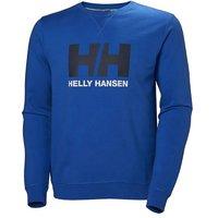 Helly Hansen Logo Crew Sweater - Navy - XL