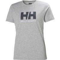 Helly Hansen Women´s Logo T-Shirt - Grau meliert