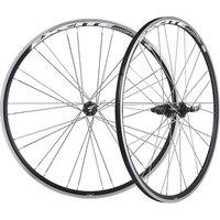 Miche Excite Laufradsatz (Drahtreifen) - Schwarz - Shimano