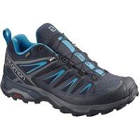Salomon X Ultra 3 Schuhe (GORE-TEX) - Graphite-Night Sky-Hawaiian - UK 8