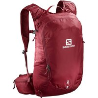 Salomon Trailblazer 20 Backpack - Biking Red-Ebony - One Size