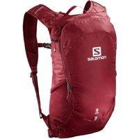 Salomon Trailblazer 10 Backpack - Biking Red-Ebony - One Size