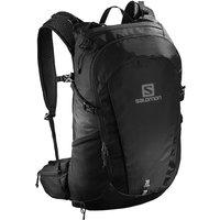 Salomon Trailblazer 30 Backpack - Schwarz/Schwarz - One Size