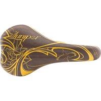 Chromag Juniper LTD Womens MTB Saddle - Goldhide - 141mm Wide, Goldhide