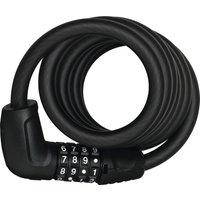 Abus 6512C Tresor Combination Cable Lock - Schwarz