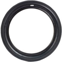 Cult Vans BMX Tyre - All Black - 20""