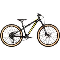 Nukeproof Cub-Scout 24 Sport Kids Bike 2020 - Black-Yellow - 24