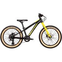 Nukeproof Cub-Scout 20 Sport Kids Bike 2020 - Black-Yellow - 20