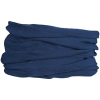 GripGrab Multifunctional Merino Neck Warmer - Navy - One Size, Navy